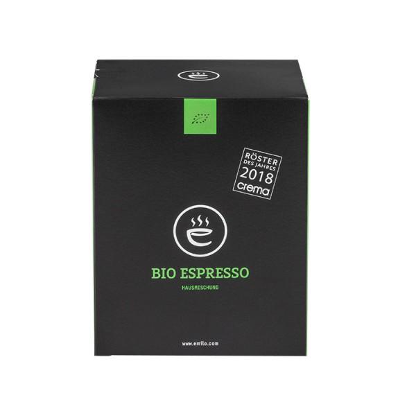 Espresso   BIO HAUSMISCHUNG