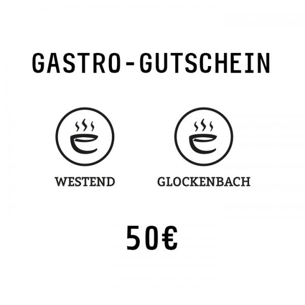 GUTSCHEIN emilo GASTRONOMIE 50€