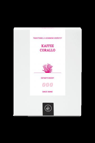 Kaffee Corallo Decaf (entkoffeiniert)