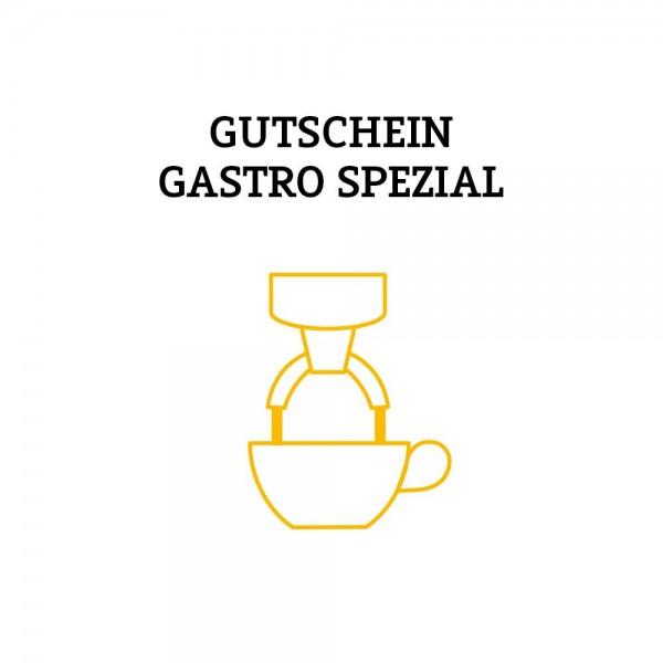 Gutschein Gastro SPEZIAL (Versand per Post)