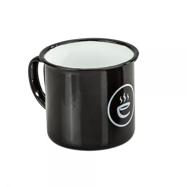 Emaille-Tasse | Vintage 350ml | emilo-Logo