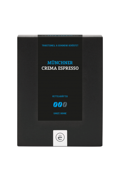 Münchner Crema Espresso