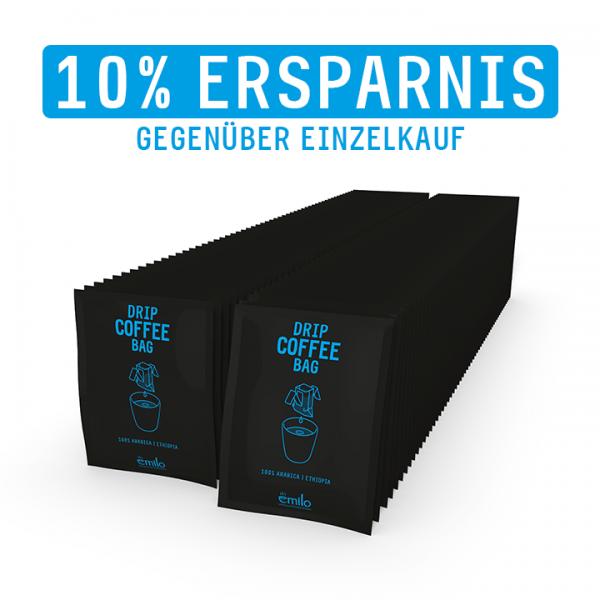 Drip Coffee Bag ETHIOPIA Vorratsbox 110x