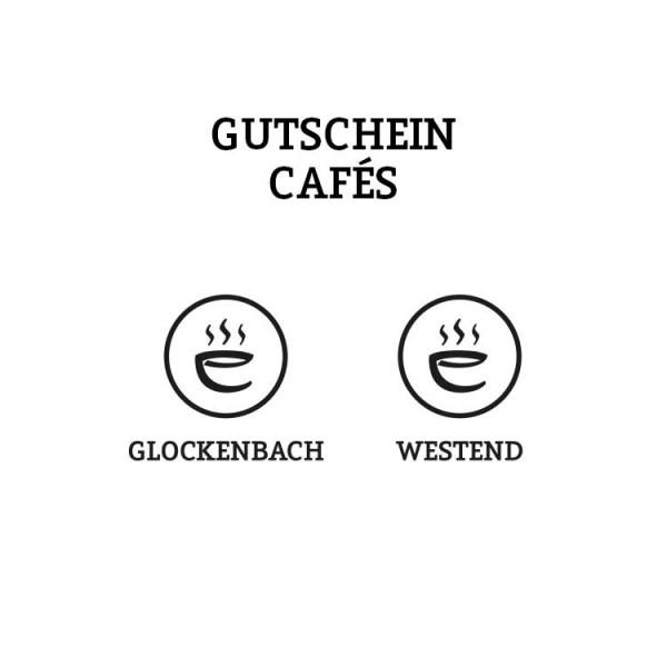 Gutschein Cafés (Versand per Post)