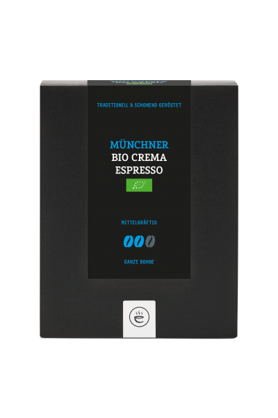 BIO Münchner Crema Espresso