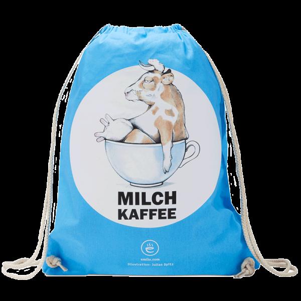 "Turnbeutel ""Milchkaffee"""