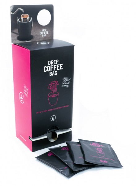 Drip Coffee Bag Decaf - entkoffeiniert