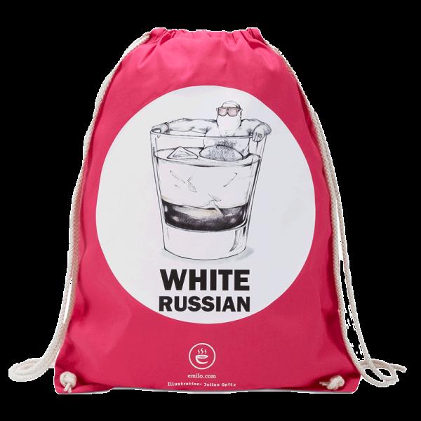 "Turnbeutel ""White Russian"""