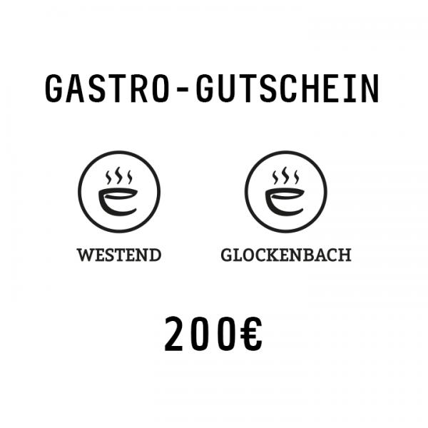 GUTSCHEIN emilo GASTRONOMIE 200€
